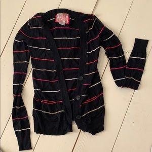 Billabong cardigan Size XS